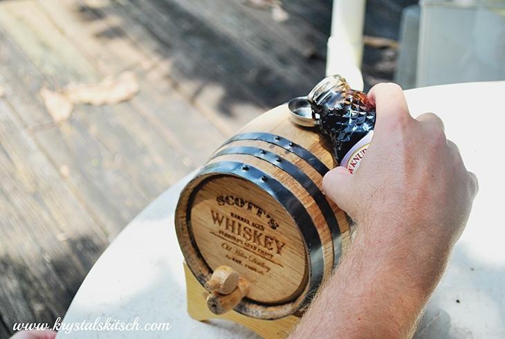 Whiskey Barrel Gift IDeas