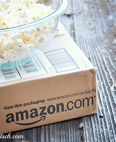 College Snack Ideas and Recipe Hacks With Amazon