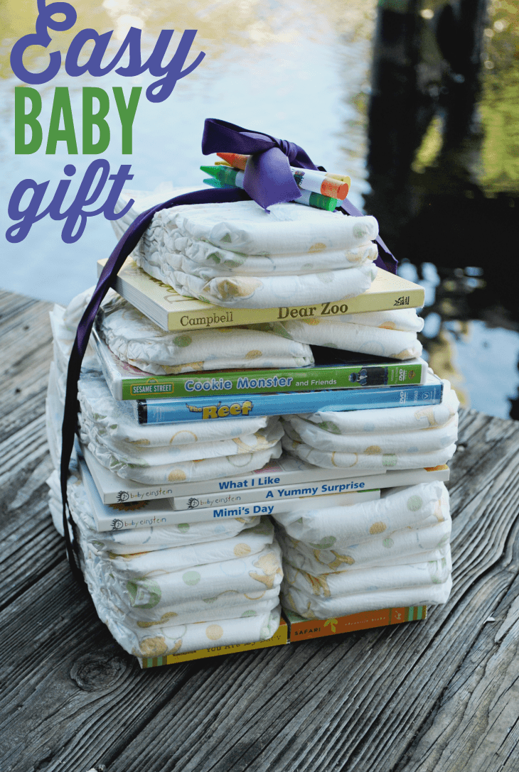 Easy Baby Gift Ideas