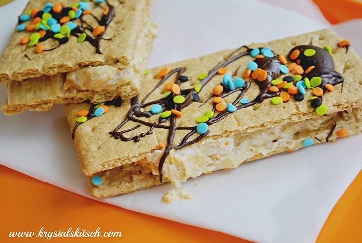 Frozen Peanut Butter Squares