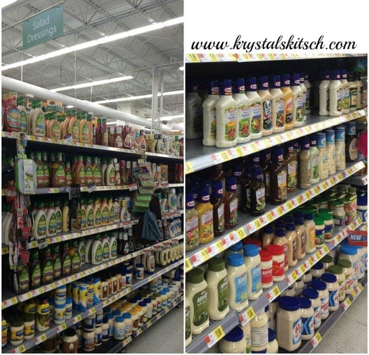Kraft Mayo at Walmart