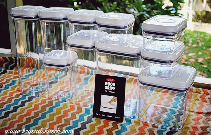 Oxo Kitchen Organization