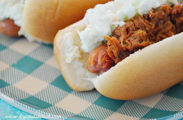 BBQ Beef Brisket Hot Dogs: The Ultimate Ball Park Hot Dog