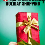 Save Money Holiday Shopping