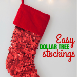 5 Dollar Store Christmas Stocking Stuffer Themes