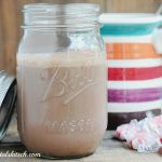 Peppermint Mocha Coffee Creamer