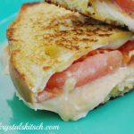 Sriracha Grilled Cheese Recipe
