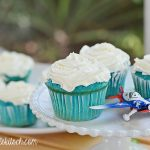 Cloud Cupcakes for Disney Planes