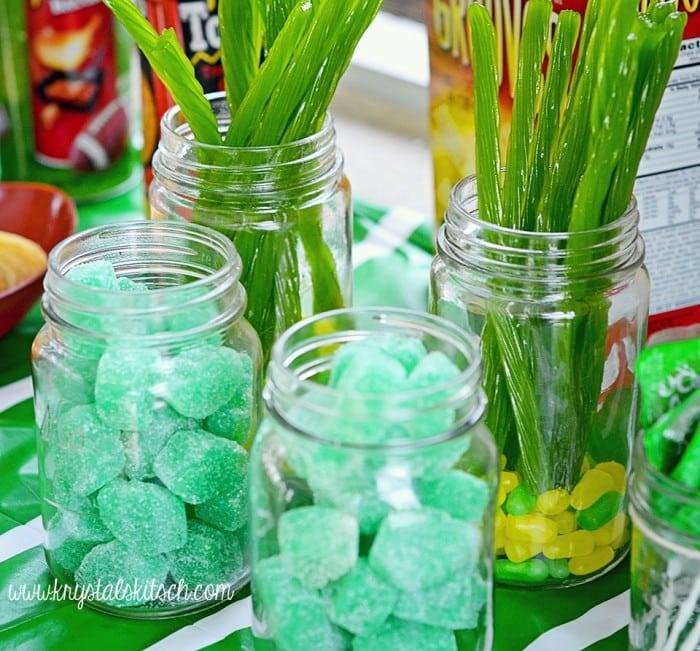 Candy Bar Buffet