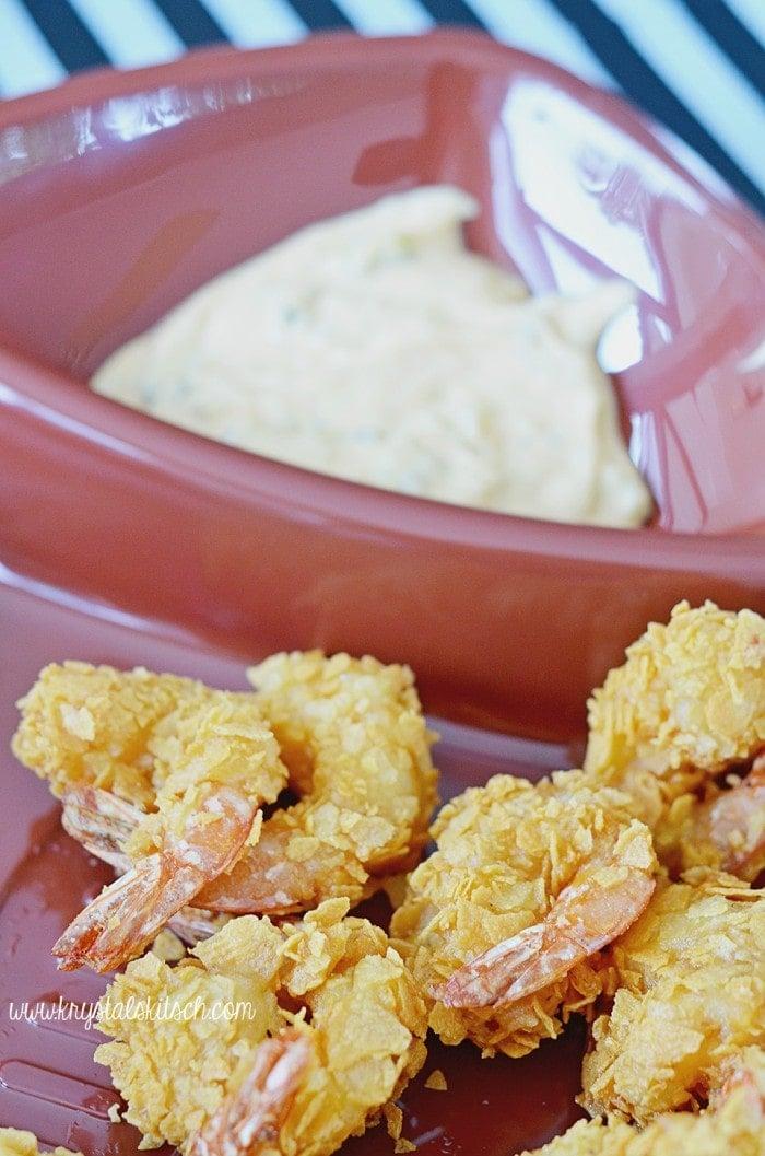 Pringles Crunchy Shrimp