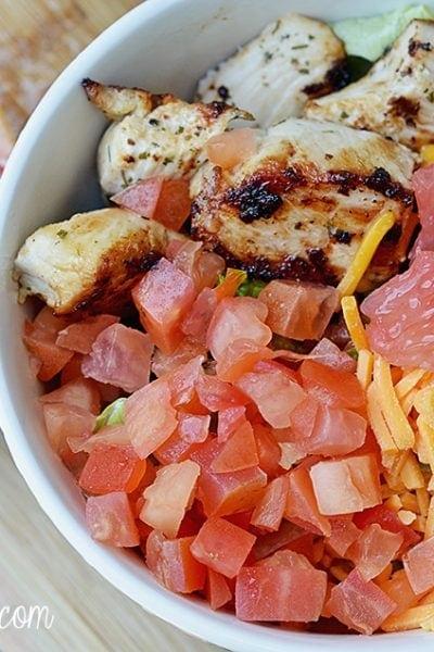 Florida Grapefruit Chicken Salad Recipe