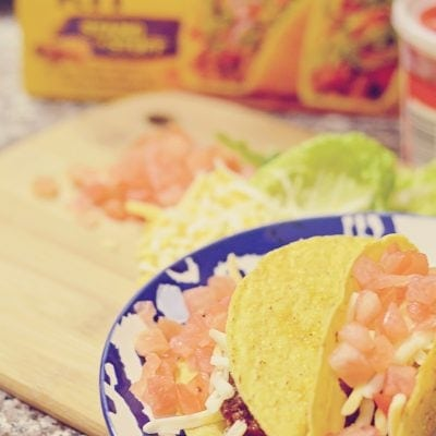 Taco Bar Party: Free Taco Checklist Printable