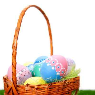 Cheap Easter Basket Ideas: Essentials for $1