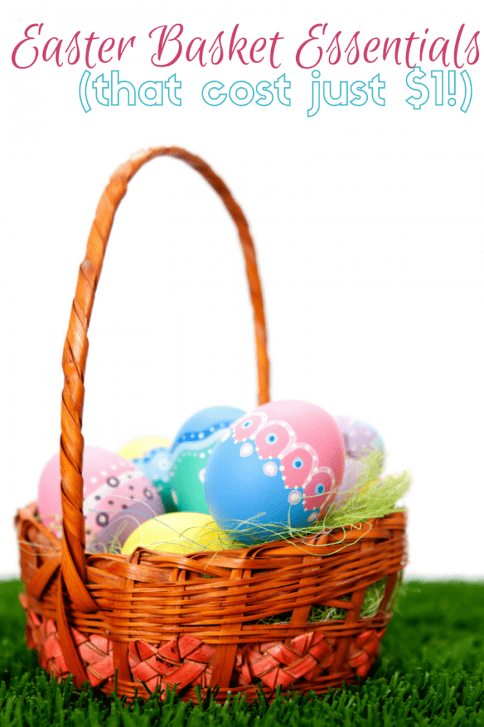 Easter basket ideas cheap easter basket ideas negle Images