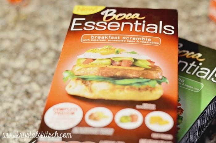 Boca Essentials Breakfast Scramble