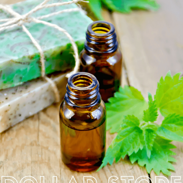Dollar Essential Oil Supplies: Stock Up For Just a Buck