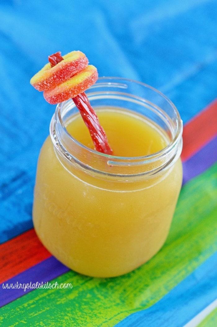 Honey Lemon Punch