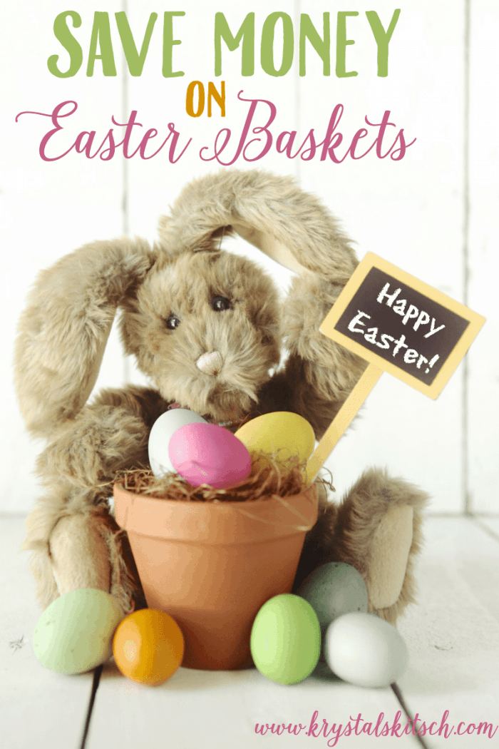 Save Money on Easter Baskets