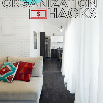 7 Dollar Tree Organization Hacks