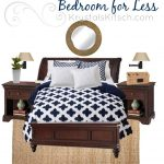 Pottery Barn Inspired Bedroom For Less