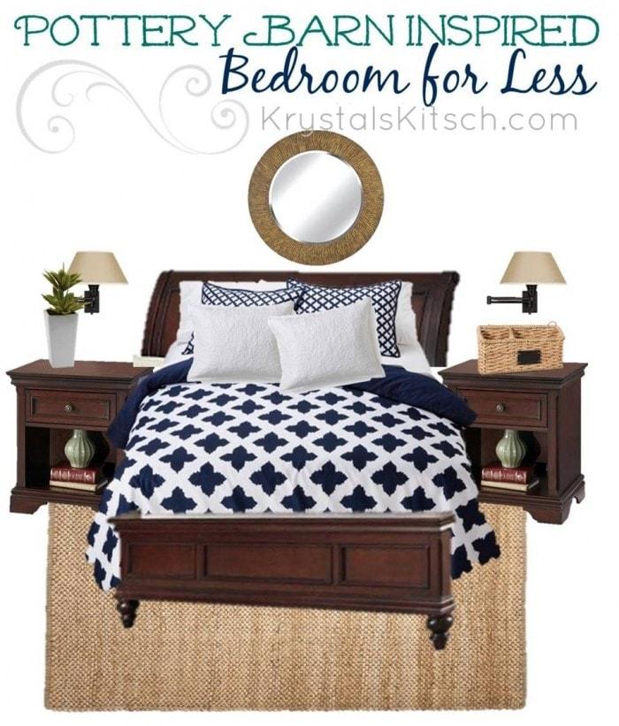 4.12 Pottery Barn Navy Bedroom MOODBOARD KRYSTAL