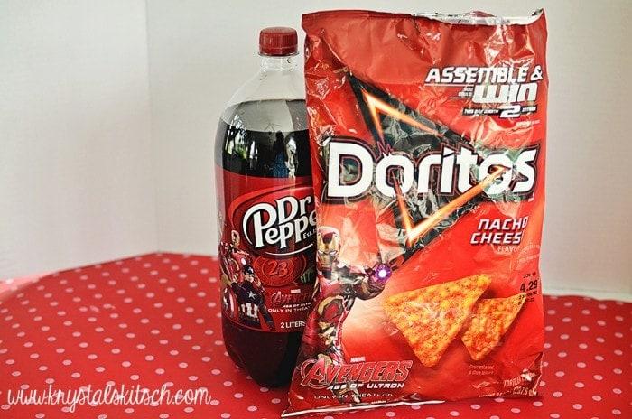 Avengers Doritos