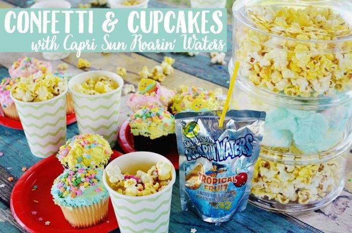 Capri Sun Party Ideas