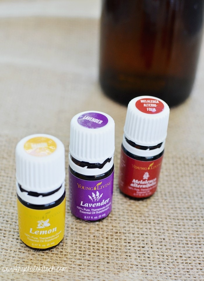 Essential Oils to Clean With