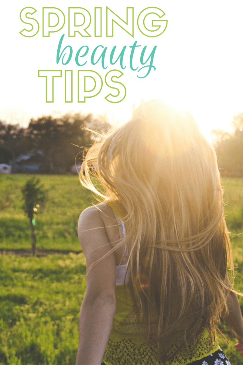 Spring Beauty Tips