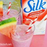 Silk Soymilk Melon Smoothie