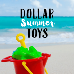 Cheap Summer Toys: Stock Up for a Buck