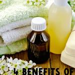 4 Benefits of Tea Tree Oil