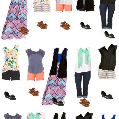 Mix and Match Fashion Target