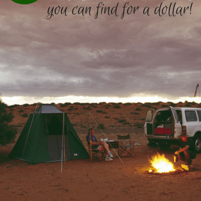 7 Frugal Camping Essentials