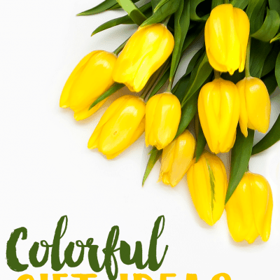 Colorful Gift Ideas
