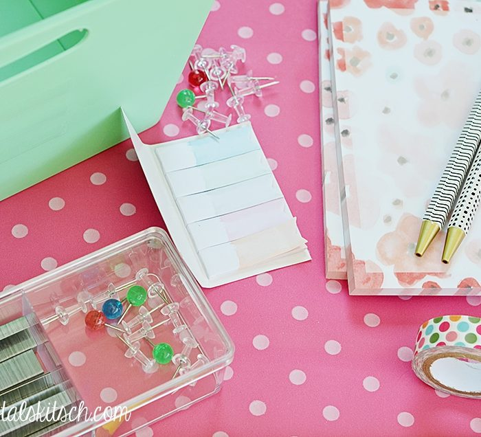 Must Have Dollar Store Office Supplies