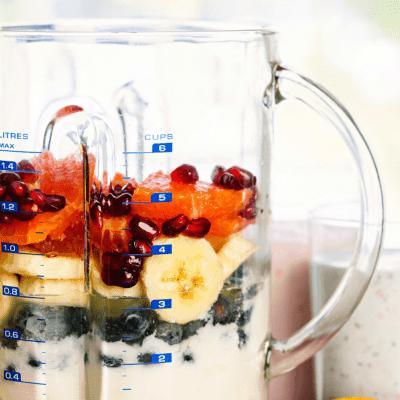 Essential Oil Smoothie Recipes