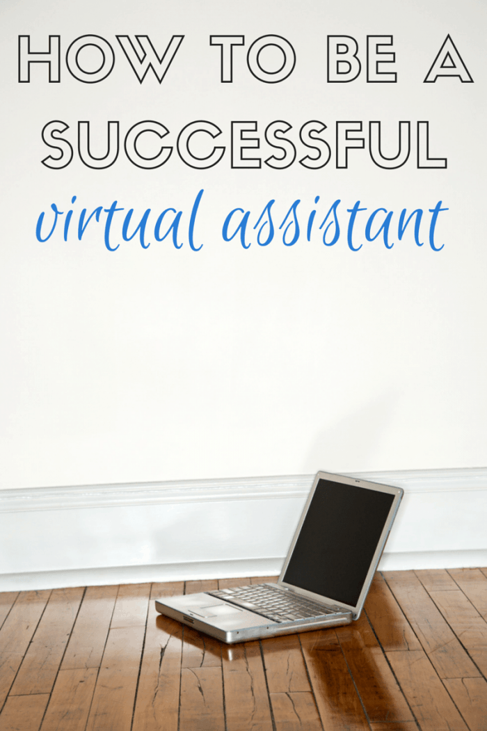 Virtual Assistant Tips