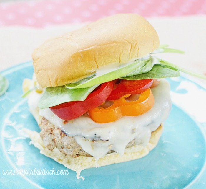 Spicy Pepper Jack Turkey Burgers Recipes — Dishmaps
