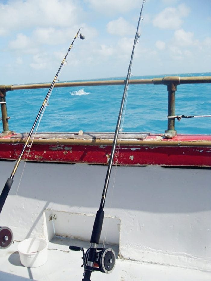 Florida fishing destinations for How to not get seasick on a fishing boat