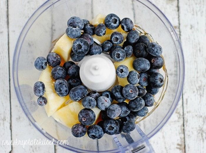 Easy Fruit Sorbet
