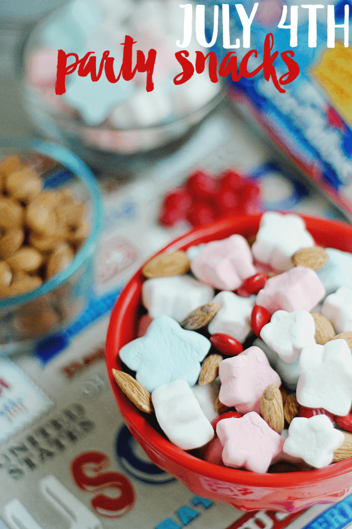July 4th Party Snacks