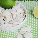 Lime Muddy Buddies Recipe