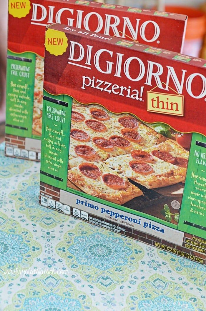 Pizzeria Thin