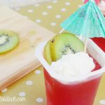 Strawberry Kiwi Summer Dessert