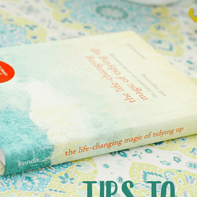 Tips to Tidy Up