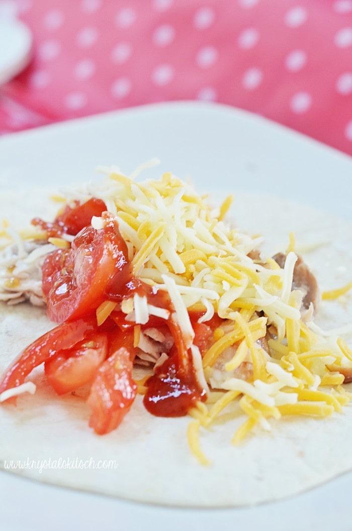 Tomato Taco Recipe