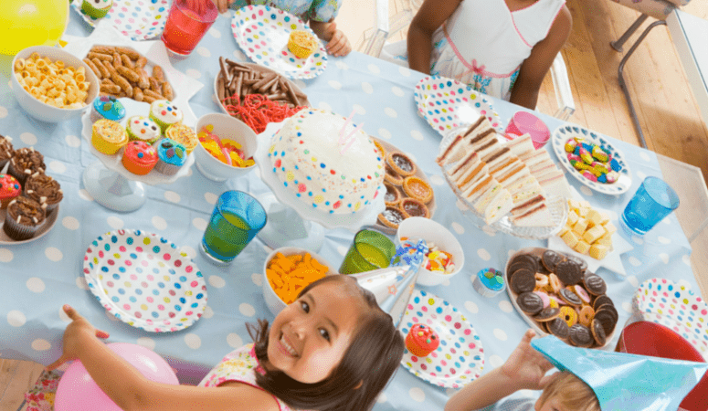 Birthday Party Photography Tips