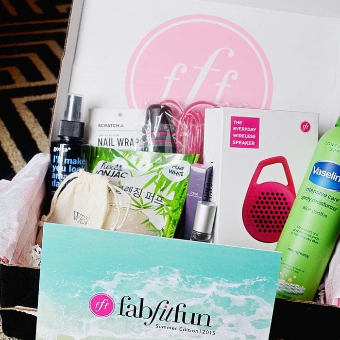 Treat Yo'Self With a FabFitFun Promo Code