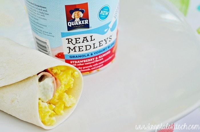 Quaker Breakfast IDeas